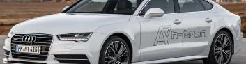 Audi A7 Sportback h-tron quattro на IronHorse.ru ©