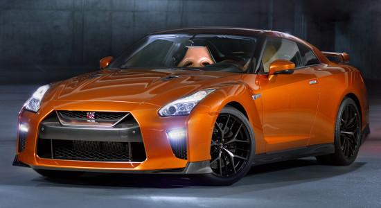 Nissan GT-R (2016-2017) на IronHorse.ru ©