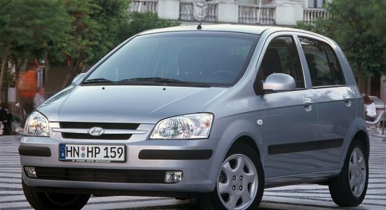 Hyundai Getz (2002-2005) на IronHorse.ru ©