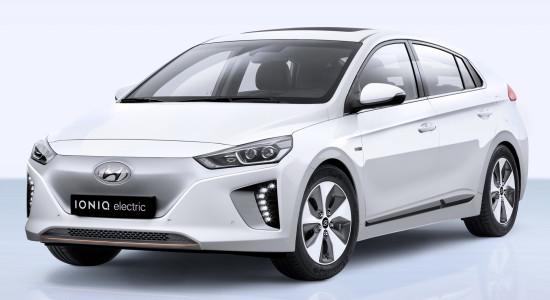 Hyundai IONIQ Electric на IronHorse.ru ©