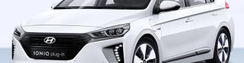 Hyundai IONIQ Plug-in на IronHorse.ru ©