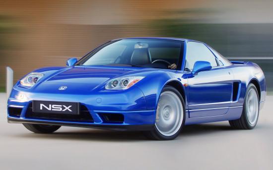 Хонда NSX 1-го поколения (1990-2005)