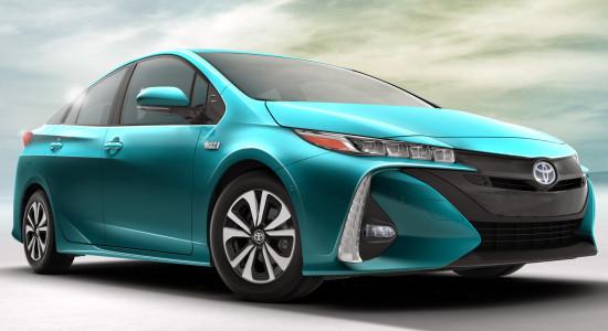 Toyota Prius Prime на IronHorse.ru ©