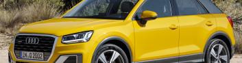 Audi Q2 (2017-2018) на IronHorse.ru ©