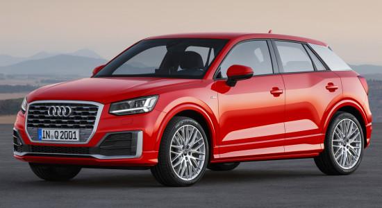 Audi Q2 S Line на IronHorse.ru ©