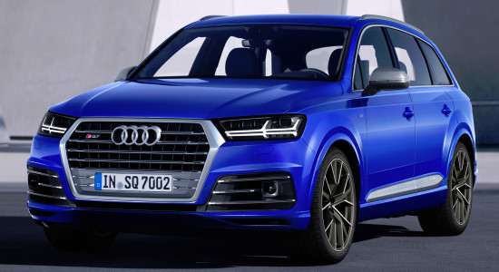 Audi SQ7 TDI на IronHorse.ru ©