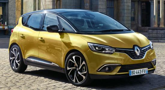 Renault Scenic 4 на IronHorse.ru ©