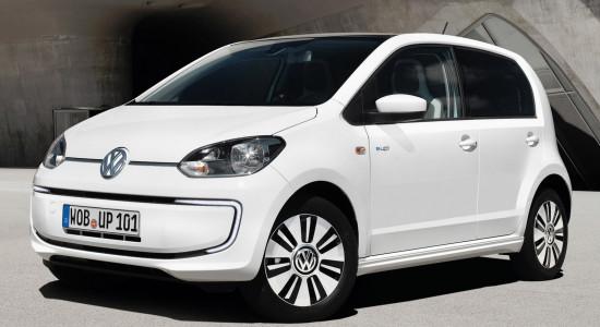 Volkswagen e-up! (2016-2017) на IronHorse.ru ©