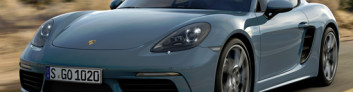 Porsche 718 Cayman (2016-2017) на IronHorse.ru ©