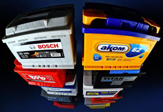 тесты и рейтинги аккумуляторных батарей для легковых автомобилей