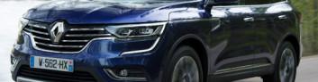 Renault Koleos 2 (2017-2018) на IronHorse.ru ©
