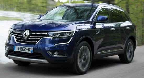 Renault Koleos 2 (2016-2017) на IronHorse.ru ©