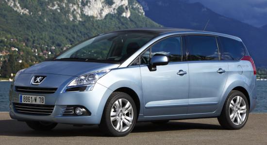 Peugeot 5008 (2009-2013) на IronHorse.ru ©