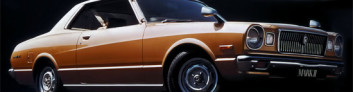 Toyota Corona Mark II (1976-1980) на IronHorse.ru ©