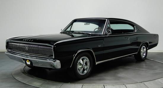 Dodge Charger (1966-1967) на IronHorse.ru ©