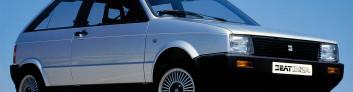 Seat Ibiza (1984-1993) на IronHorse.ru ©