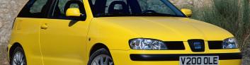 Seat Ibiza (1993-2002) на IronHorse.ru ©