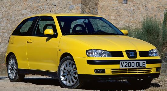 SEAT Ibiza 2 (1993-2002) на IronHorse.ru ©