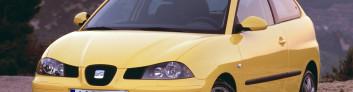 Seat Ibiza (2001-2008) на IronHorse.ru ©