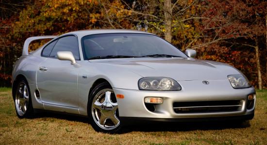 Toyota Supra A80 (1993-2002) на IronHorse.ru ©