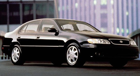 Lexus GS (1993-1997) на IronHorse.ru ©