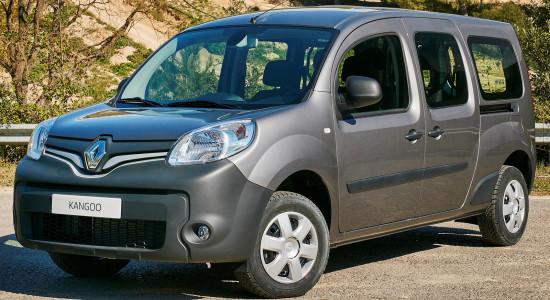 Renault Kangoo 2 (2007-2016) на IronHorse.ru ©