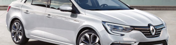 Renault Megane 4 Sedan на IronHorse.ru ©