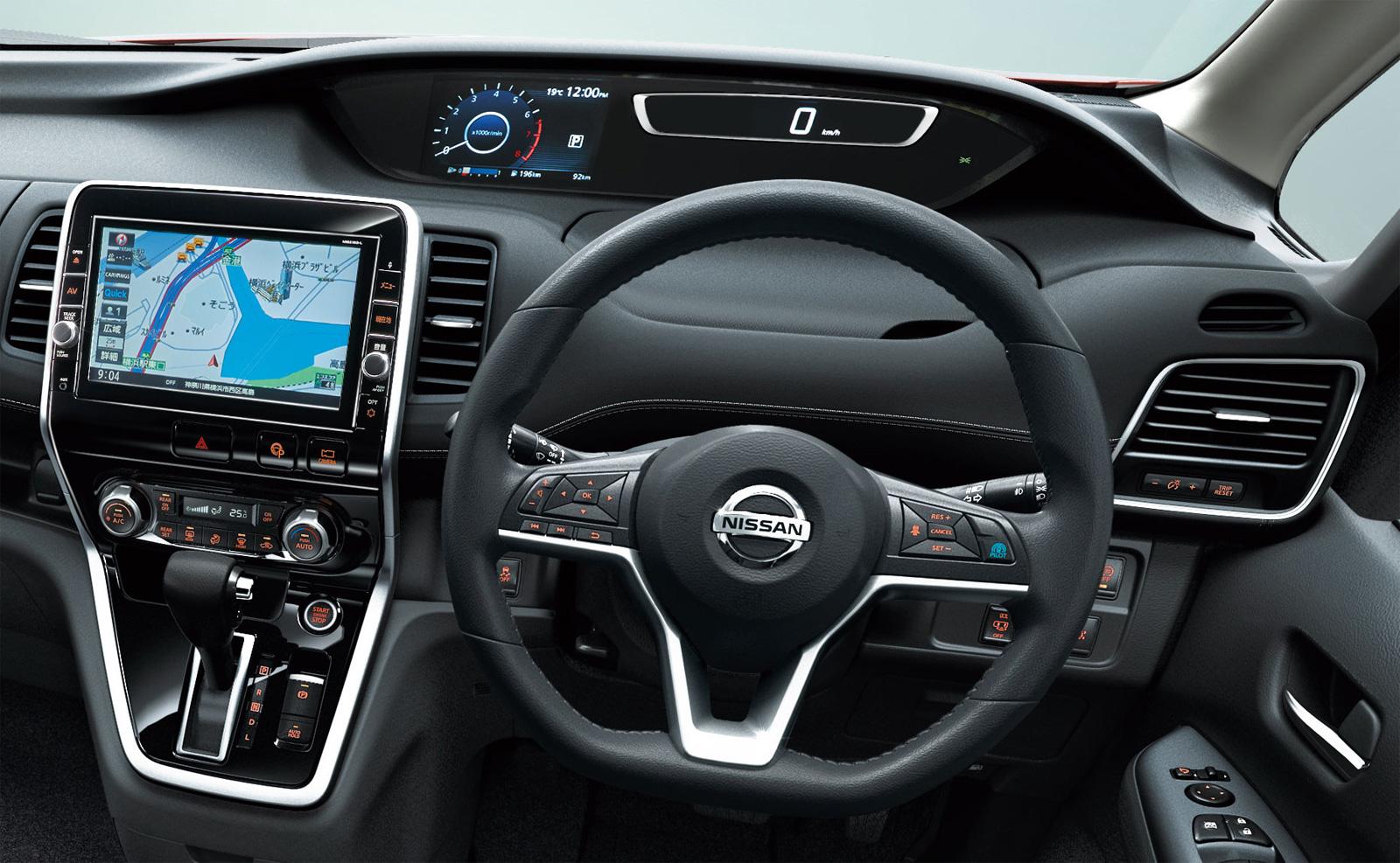 Nissan Serena C27: цена и характеристики, фотографии и обзор