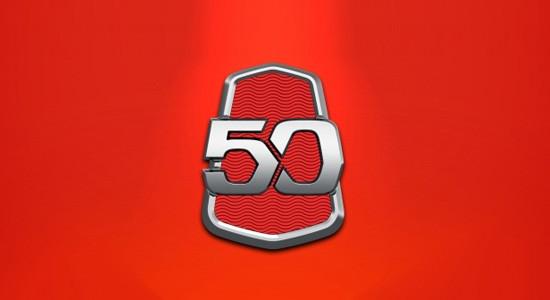 Lada Vesta 50 Anniversary на IronHorse.ru ©