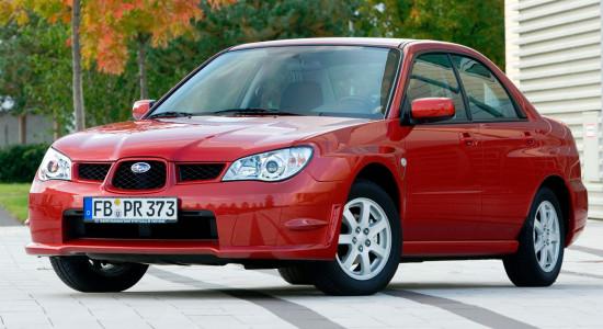 Subaru Impreza 2 (2000-2007) на IronHorse.ru ©