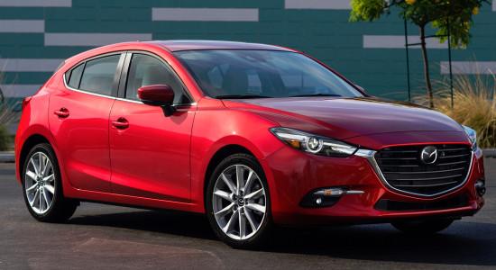 Mazda 3 Hatchback (2017-2018) на IronHorse.ru ©