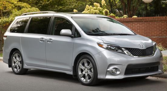 Toyota Sienna (%year%, XL20)