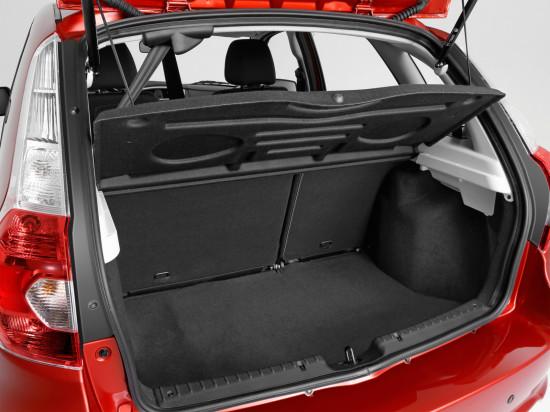 багажное отделение Datsun mi-DO