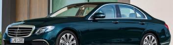 Mercedes-Benz E-Class (2016-2017) на IronHorse.ru ©