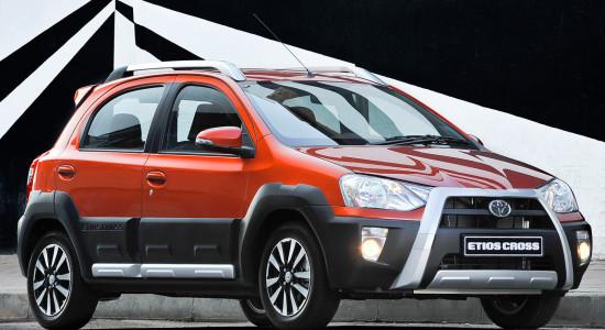 Toyota Etios Cross на IronHorse.ru ©
