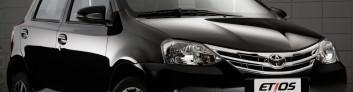 Toyota Etios Hatchback на IronHorse.ru ©