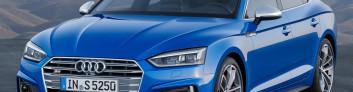 Audi S5 Sportback (2016-2017) на IronHorse.ru ©
