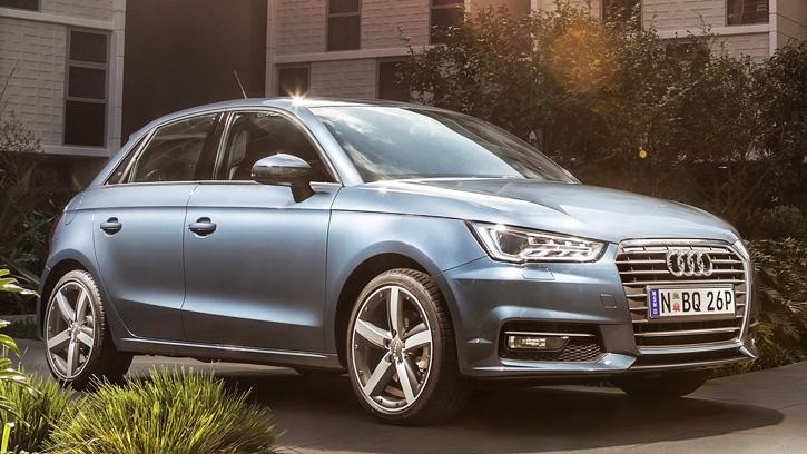 Audi A1 '2015