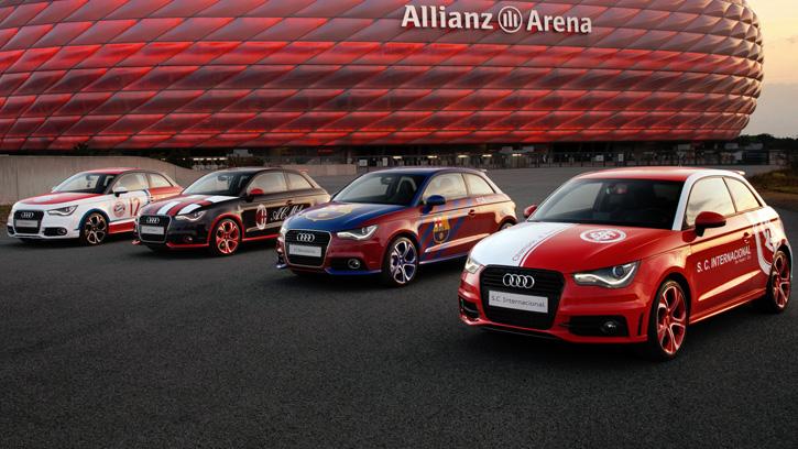 Audi A1 Vinils & KIT's