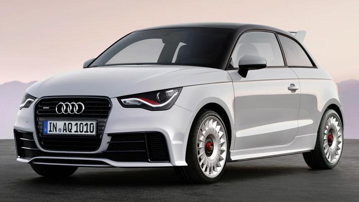 Audi A1 quattro '2012