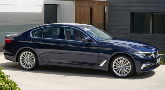 BMW 5-series (G30) на IronHorse.ru ©