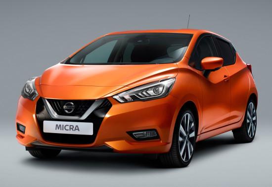 Nissan Micra 5 (2017) характеристики и цена, фотографии и обзор