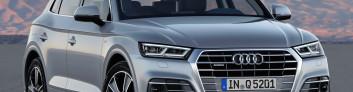 Audi Q5 (2016-2017) на IronHorse.ru ©