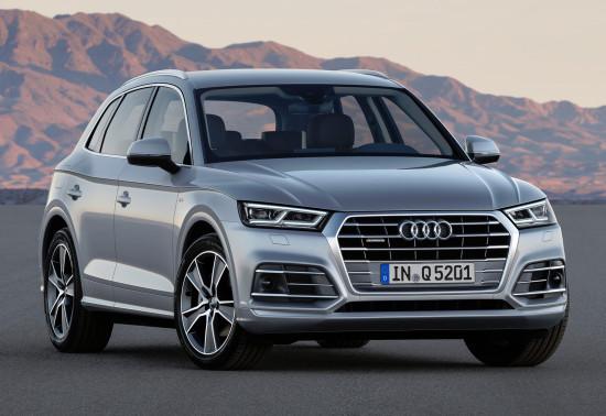 Audi Q5 (2016-2017) цена и характеристики, фотографии и обзор