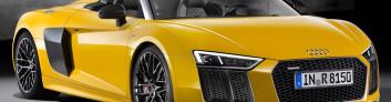Audi R8 Spyder V10 (2016-2017) на IronHorse.ru ©