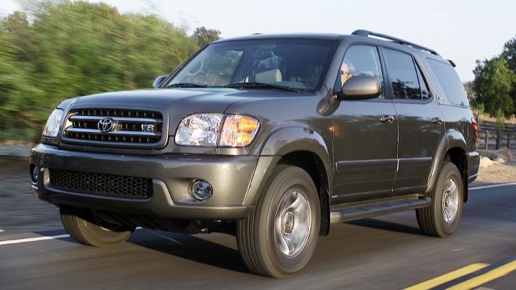 Toyota Sequoia '2001