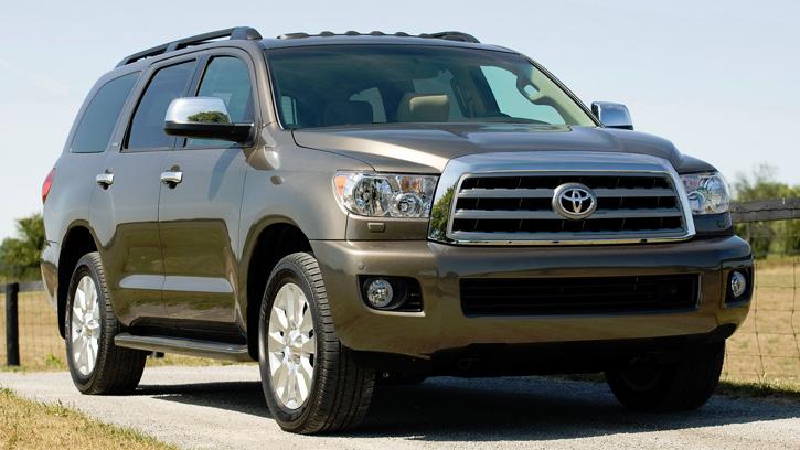 Toyota Sequoia '2008
