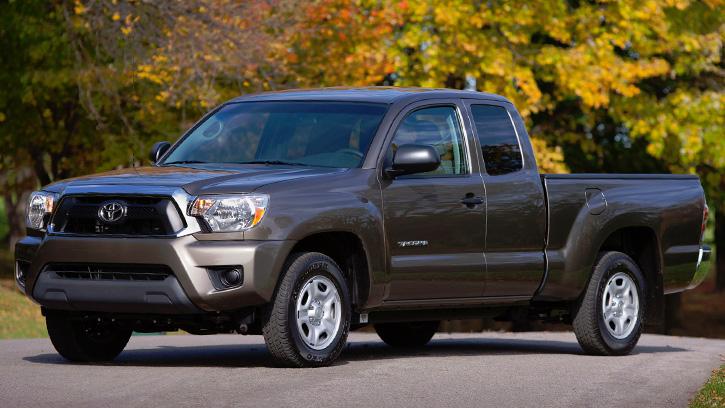 Toyota Tacoma '2012