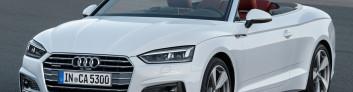 Audi A5 Cabriolet (2017) на IronHorse.ru ©