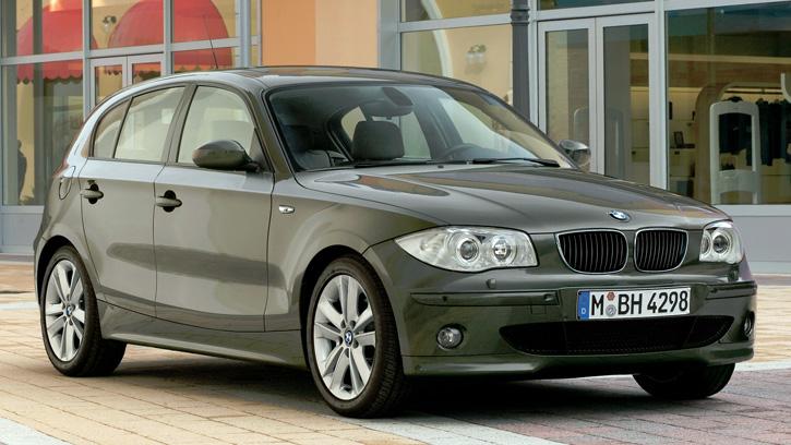 BMW 1 Series '2004